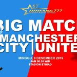 BIG MATCH MANCHESTER DERBY